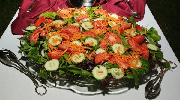 Joannie,  You are the goddess of delicious food! You received rave reviews on the rehearsal dinner...