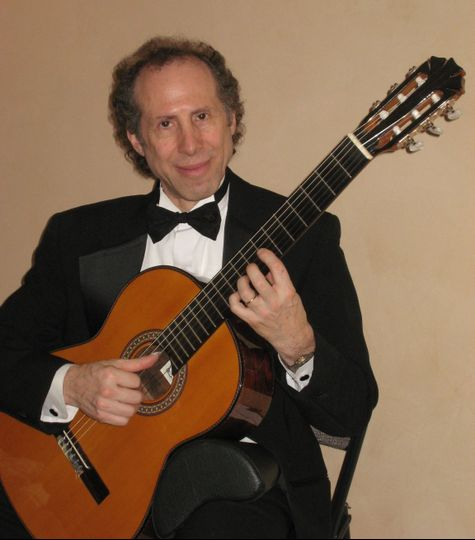 Steve Shurack classical guitar