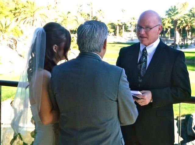 Johnn Jones Las Vegas Wedding Minister