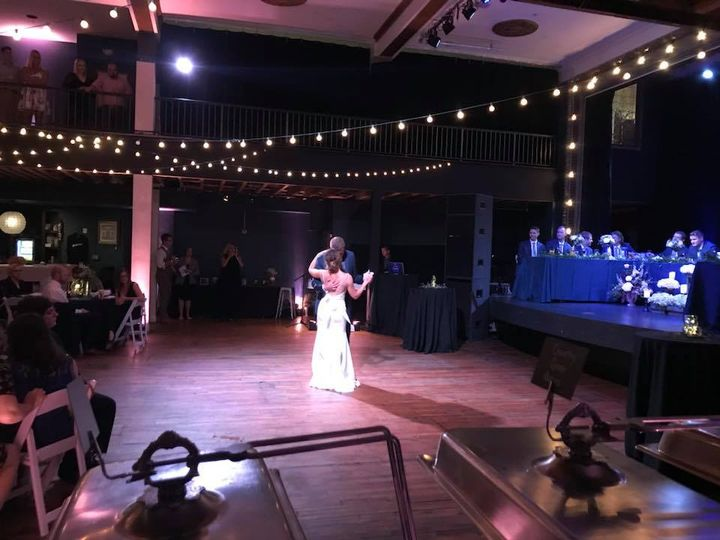 First Dance w/Guests Watching