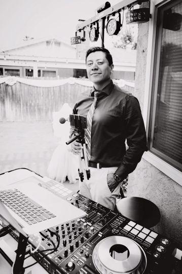 Meet your DJ/MC :)