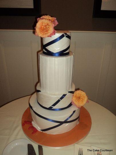 AMY Wedding Cake, October 12. 2013