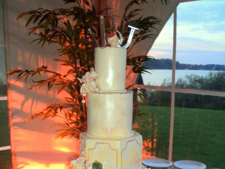 Tmx 1362935342449 CakeCourtesanCake1014 Washington, District Of Columbia wedding cake