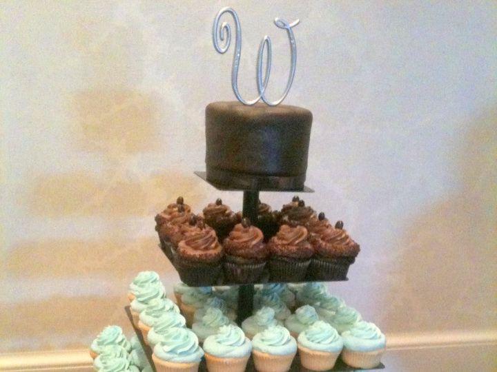 Tmx 1362935748430 IMG0329 Washington, District Of Columbia wedding cake