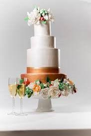 Tmx 1438899067333 Muna Floral Cake Washington, District Of Columbia wedding cake