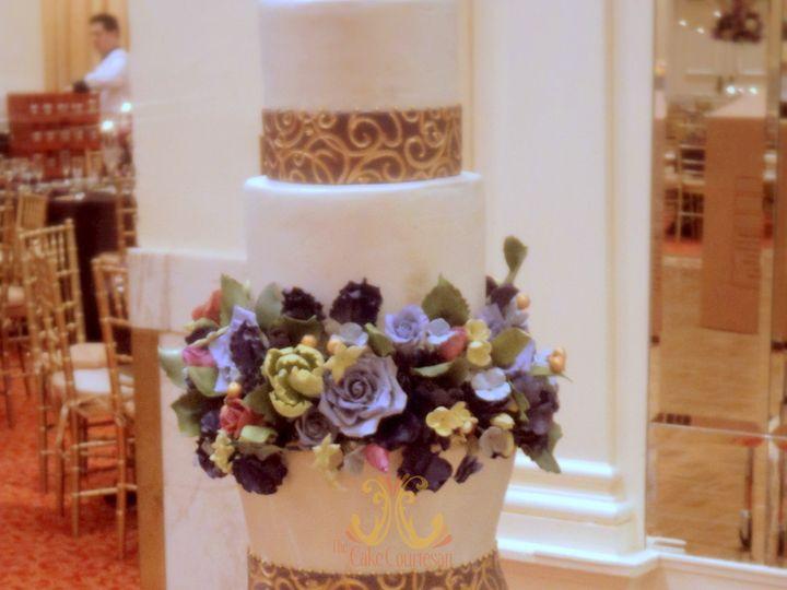 Tmx 1438900371945 Dsc01384 Washington, District Of Columbia wedding cake