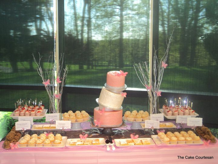 Tmx 1438900925852 Dsc03054 Washington, District Of Columbia wedding cake