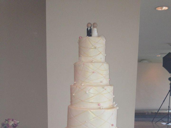 Tmx 1438901706638 Img0134 Washington, District Of Columbia wedding cake