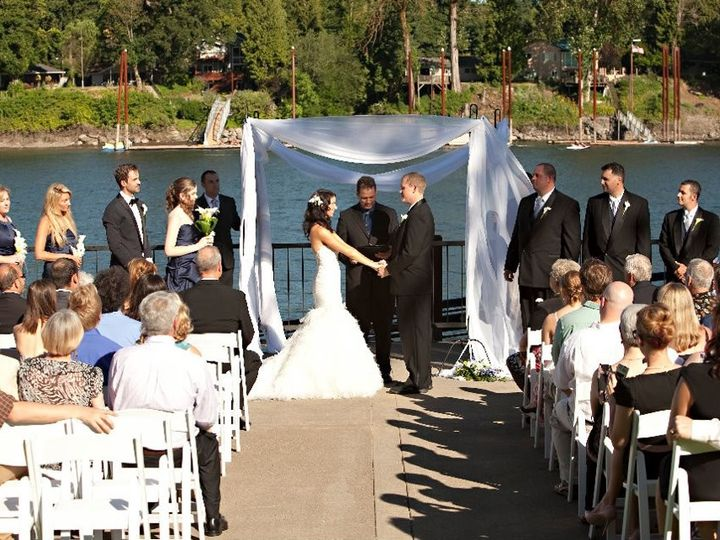 Tmx 1368664714105 Riverside Amphitheater Lake Oswego, OR wedding venue