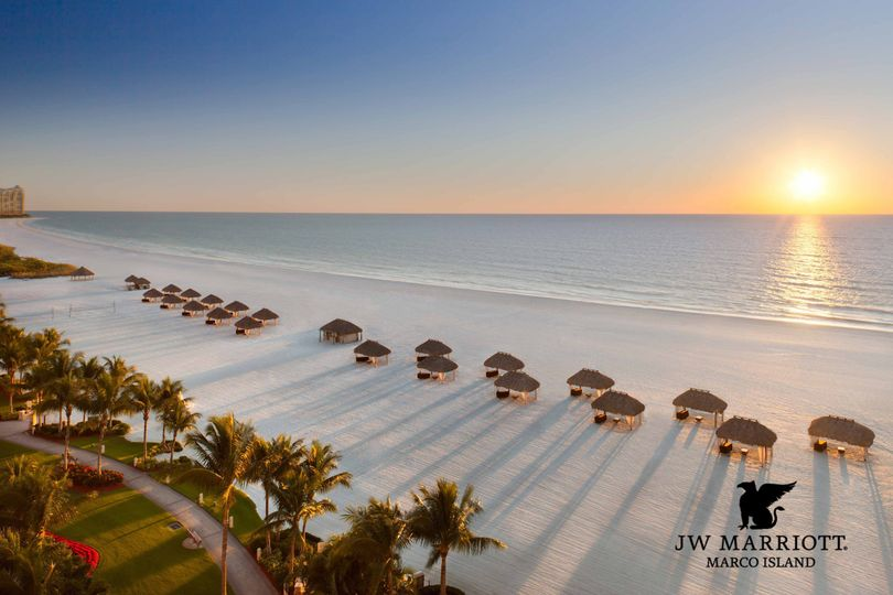 Larges Most Private White Sand Beach in South Florida