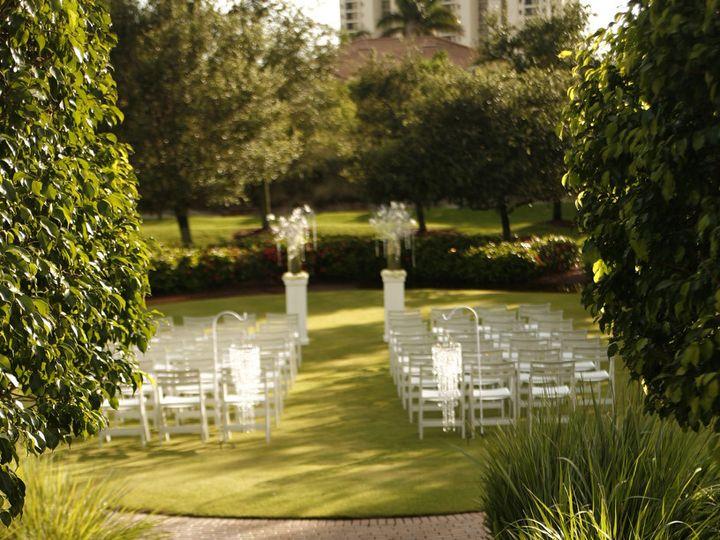 Tmx 1428338013820 Hammock Bay Lawn Ceremony I Marco Island, FL wedding venue