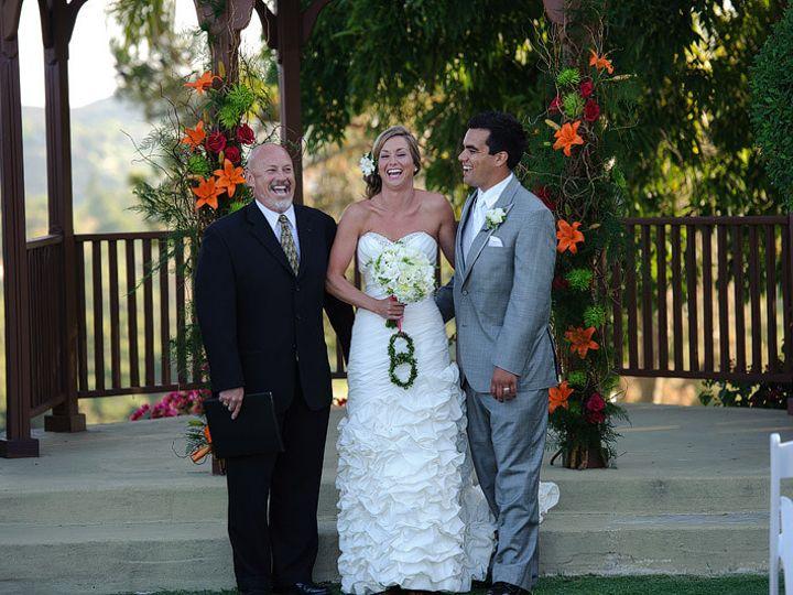 Tmx 1388160399689 0379071611fierroweddin Fallbrook, CA wedding officiant