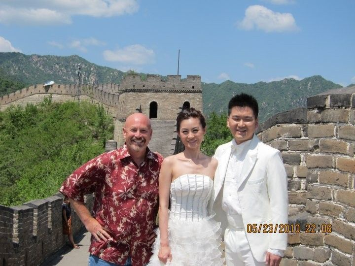 Tmx 1388162545615 China Wedding On The Great Wall May 23 201 Fallbrook, CA wedding officiant