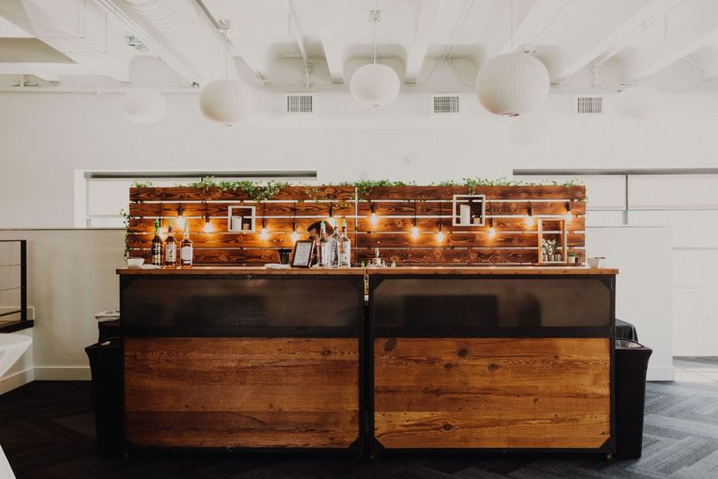 Bar front