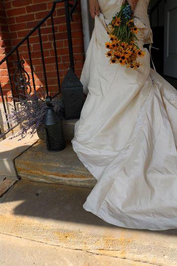 Zoar School Wedding Detail