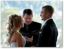 Rev. Richard ~ Gorge Wedding