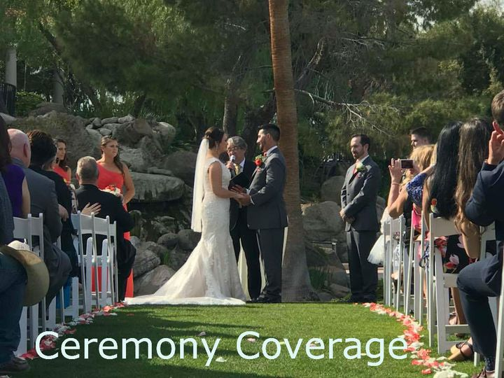 Ceremony Coverage