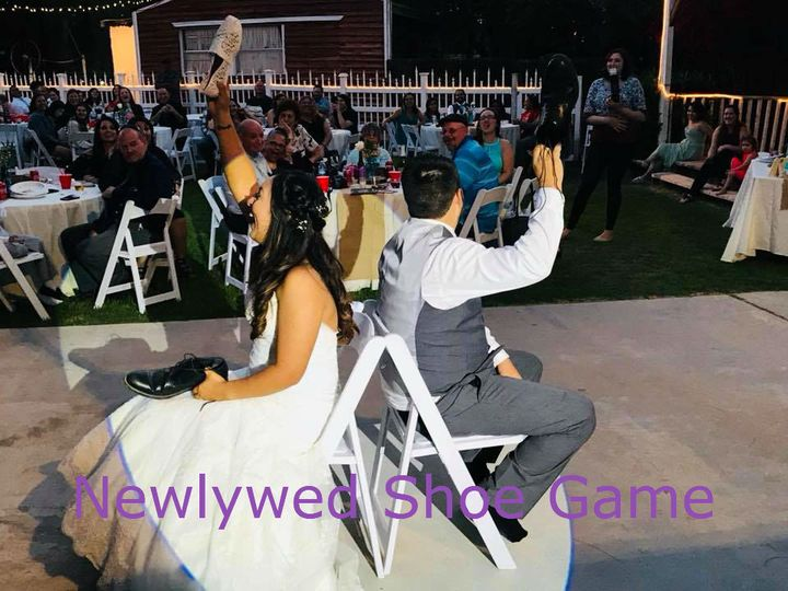 Newlywed Shoe Game