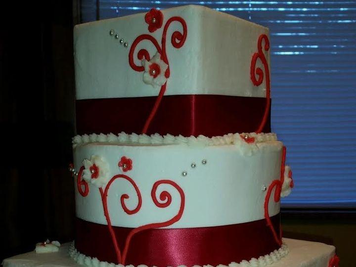 Tmx 1416323016993 6666 Greenwood wedding cake