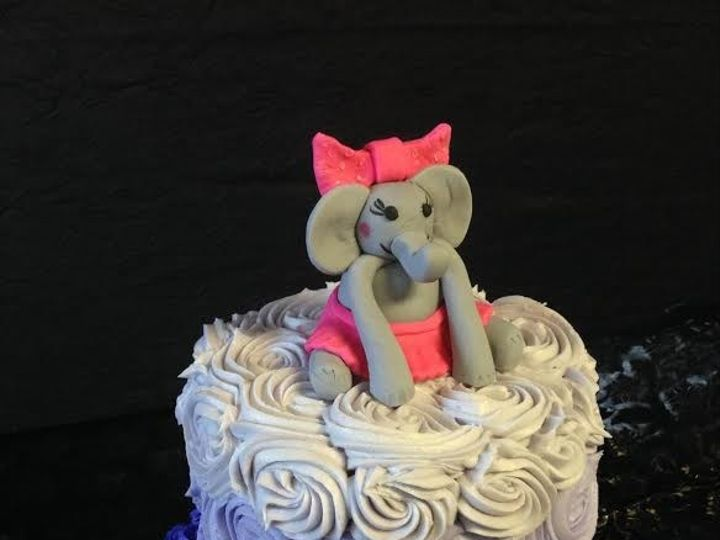 Tmx 1416323026970 Unnamed 1 Greenwood wedding cake