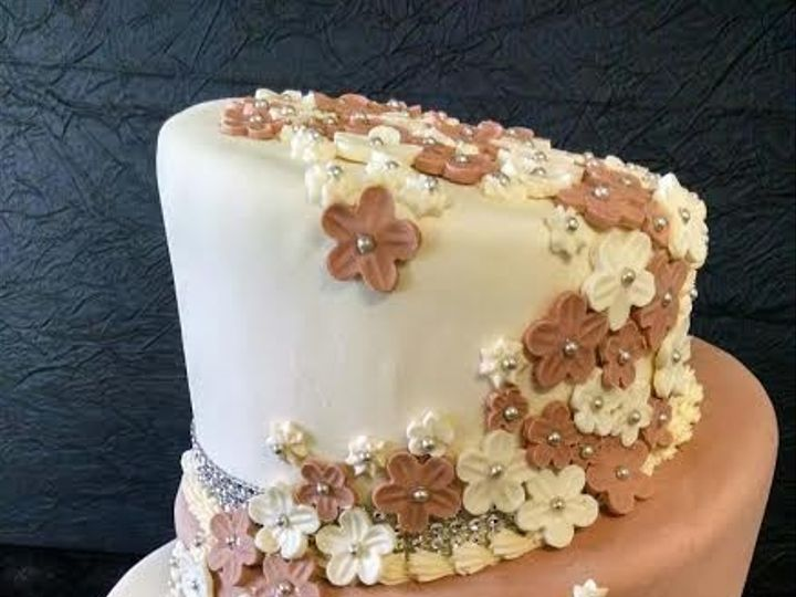 Tmx 1416323029097 Unnamed 2 Greenwood wedding cake