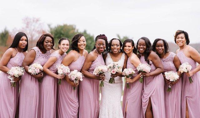 Natasha's bride tribe