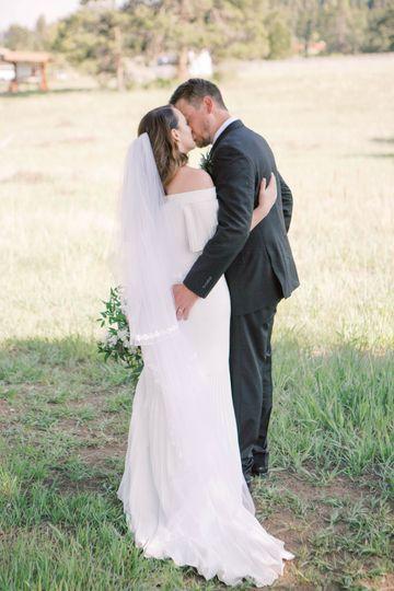 A tender moment - Allie & John Photography