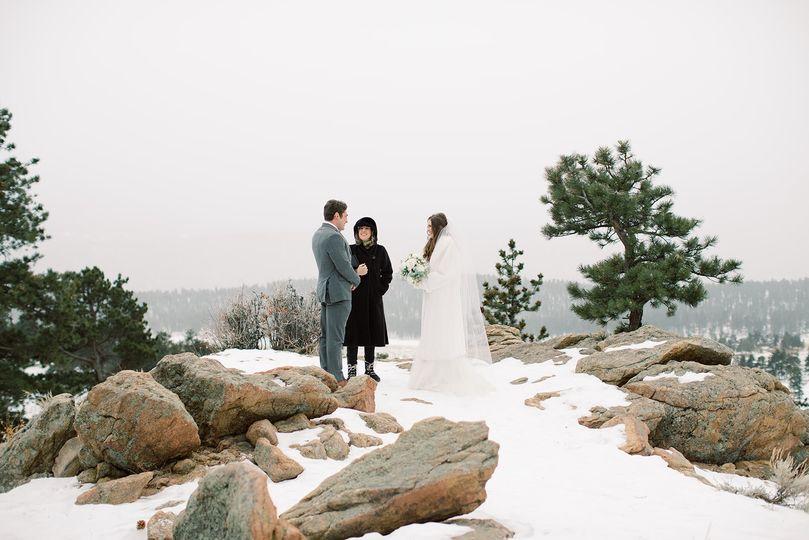 Bride and groom - Allie & John Photography