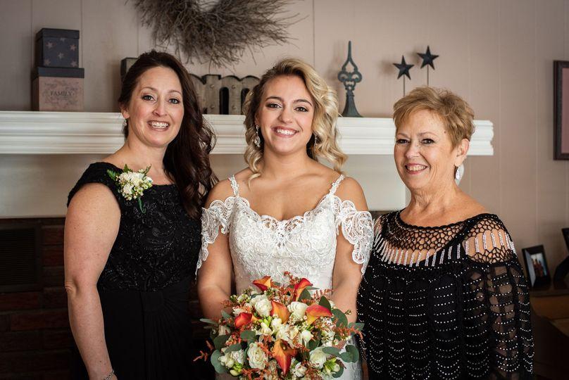 Mother, Daughter, Grandmother