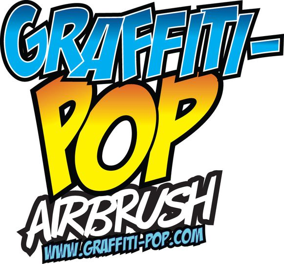Graffiti-Pop Airbrush T-shirts, Digital Caricatures & Photo Booth