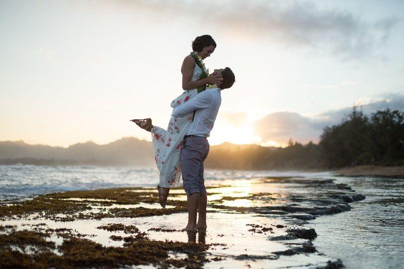 kauai sunset wedding 51 686943 1555363380