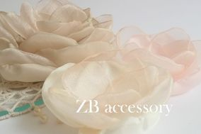 Handmade Fabric Flowers by ZB accessory