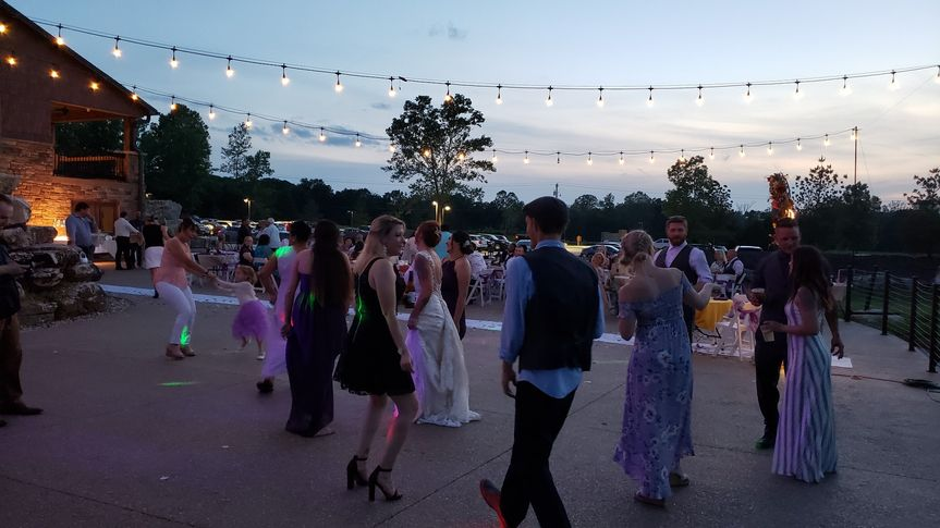 Another Outdoor Reception