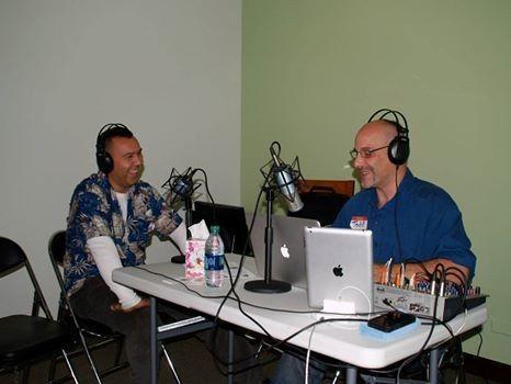 Live Radio interview
