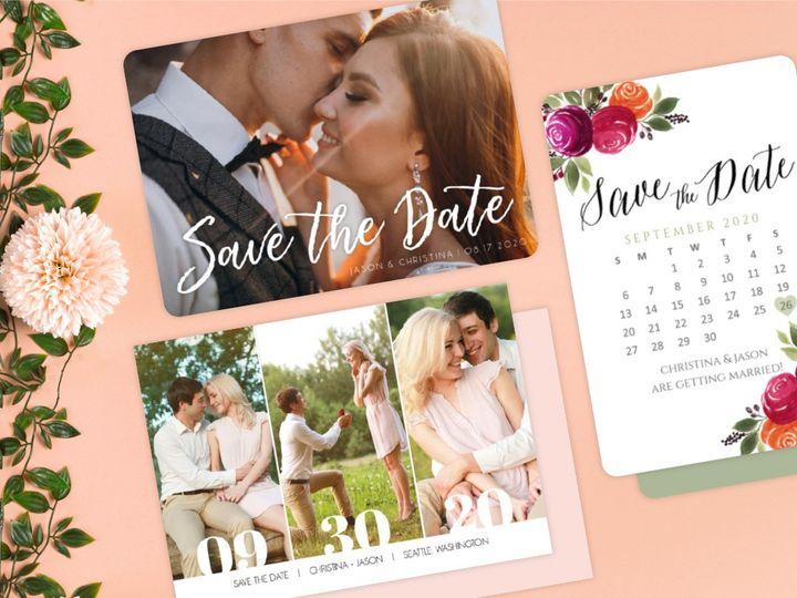 Tmx 11 51 498943 157861314964596 Issaquah, WA wedding invitation