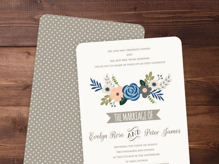 Tmx 1424471977637 Weddinginvites4 Issaquah wedding invitation