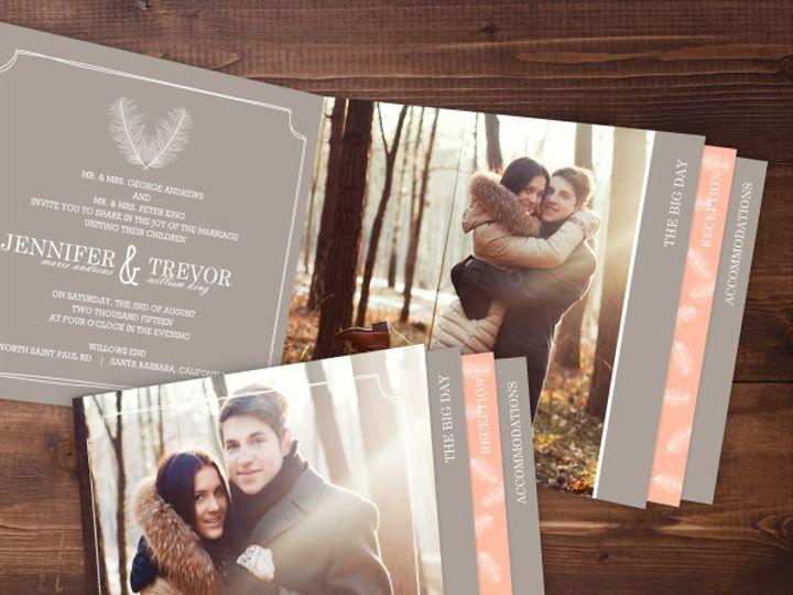Tmx 1424471979897 Weddinginvites5 Issaquah wedding invitation