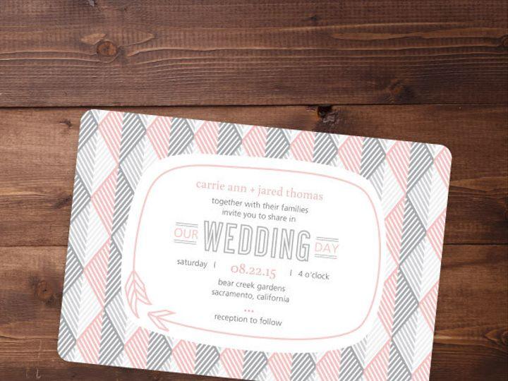 Tmx 1424471985295 Weddinginvites7 Issaquah wedding invitation