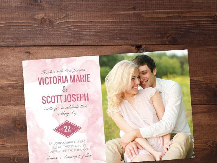 Tmx 1424471989110 Weddinginvites8 Issaquah wedding invitation