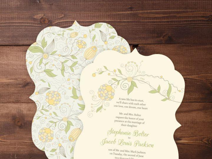 Tmx 1424471993088 Weddinginvites9 Issaquah wedding invitation