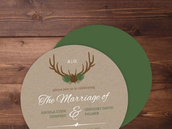 Tmx 1424472015215 Weddinginvites16 Issaquah wedding invitation