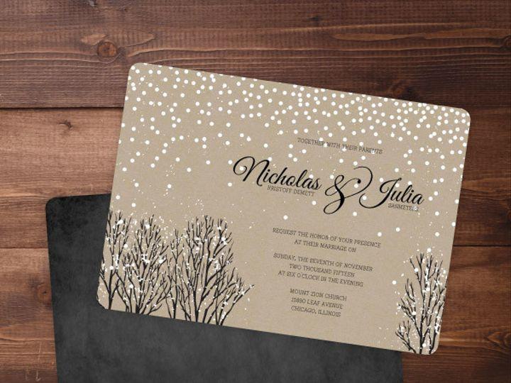 Tmx 1424472026245 Weddinginvites18 Issaquah wedding invitation