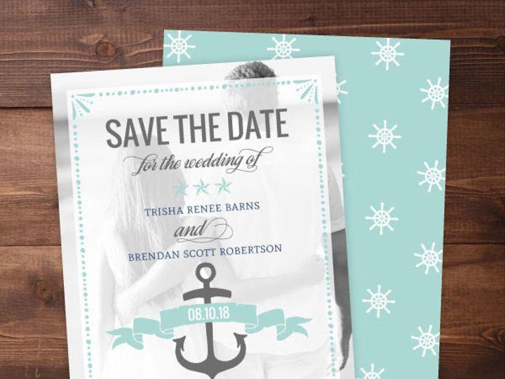 Tmx 1424820378251 Savethedates5 Issaquah wedding invitation