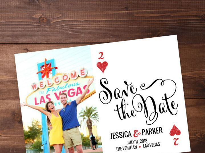 Tmx 1424820402550 Savethedates13 Issaquah wedding invitation