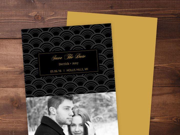 Tmx 1424820405116 Savethedates14 Issaquah wedding invitation