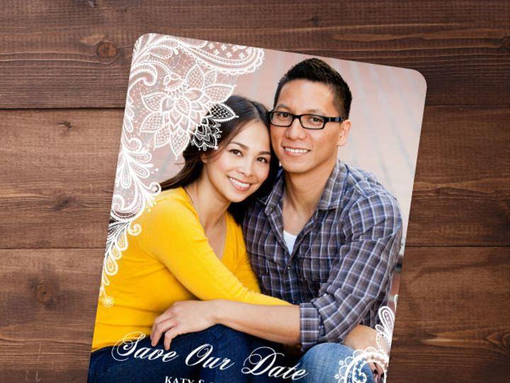 Tmx 1424820408242 Savethedates15 Issaquah wedding invitation