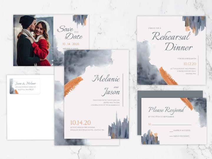 Tmx 9 51 498943 157861314810115 Issaquah, WA wedding invitation