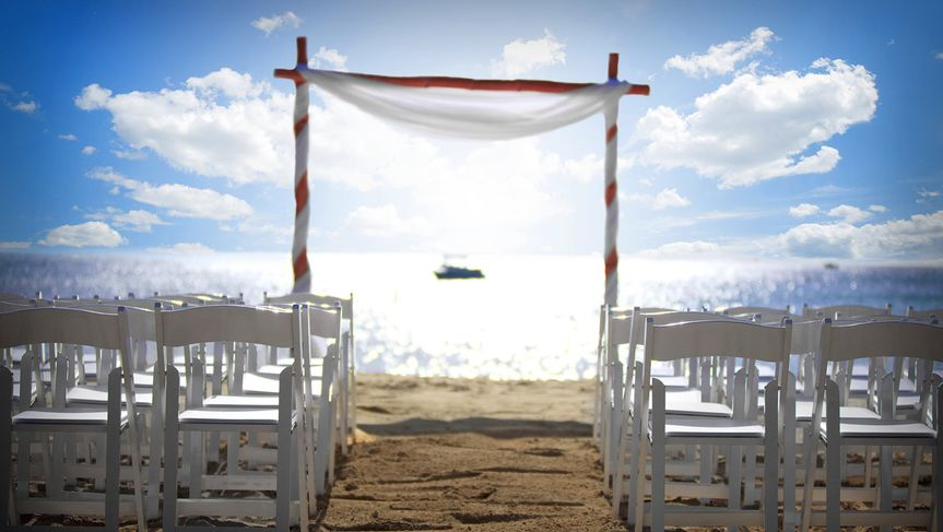wedding ceremony beach 2 9508 322d4920