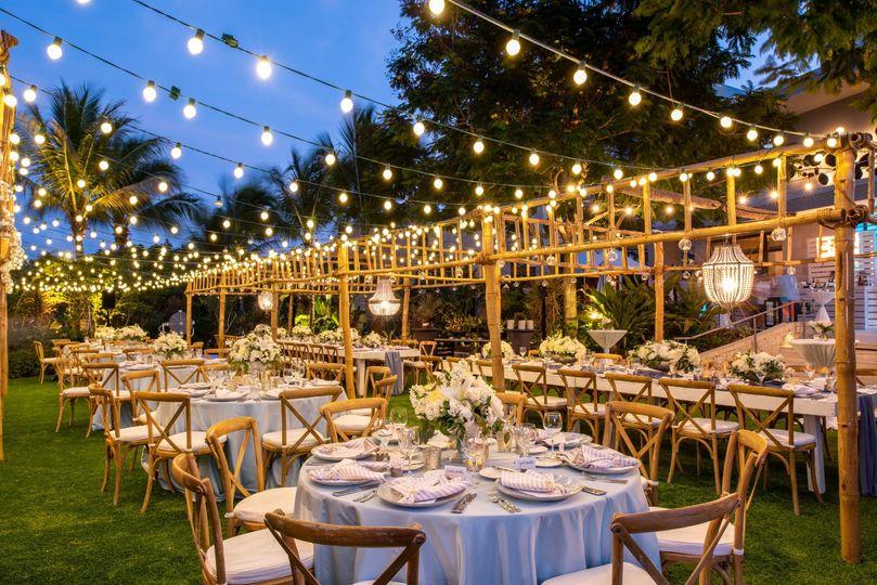 Aurea Lawn Reception