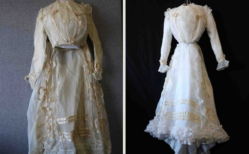 Treasured Garment Restoration by St Croix Cleaners - Dress & Attire ...
